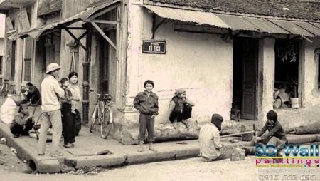 Tranh Dán Tường DCD2038
