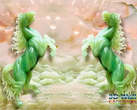 Tranh dán tường 3D D3D2095